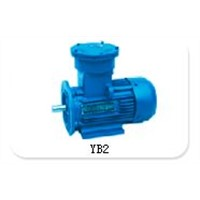 Explosion-proof Three-phase Asynchronous Motor B35
