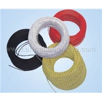 High Temperature Silicone Rubber Insulated Wire with Fiberglass