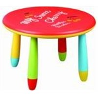 Plastic Kiddie Table
