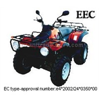 ATV 250CC with ECC