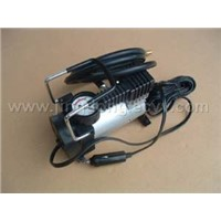 METAL AIR COMPRESSOR FOR INFLATING CAR