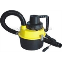 12V PORTABLE CAR VACUUM CLEANER