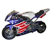 Pocket bike