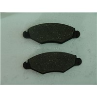 Brake Pads of Peugeout 206