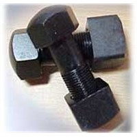 locking bolts&nuts,excavator bolts