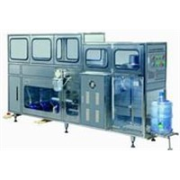 Auto Water Washing,Filling and Capping Machine(100B/H)