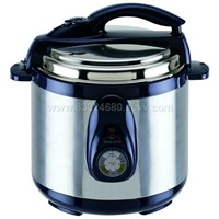 Electric Pressure Cooker (Stainless Steel Outer Shell)
