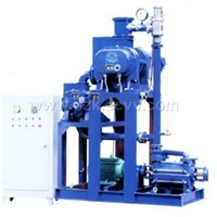 Roots Pump Systems With Water(Oil) Ring Vacuum Pumps