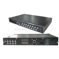CCTV & security surveillance Four Channel Stand-Alone Digital Video Recorder (dvr); 4 camera;u
