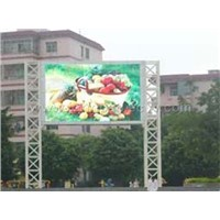 Outdoor LED Full Color Display Screen