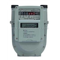 IC card Gas meter