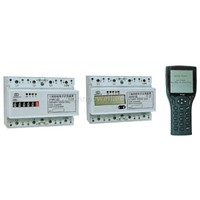Three Phase DIN rail kWh meter