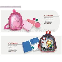 C-250410(School bags and book)