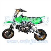 Dirt Bike 110cc green