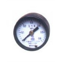 compound and vacuum pressure gauge