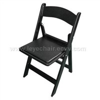 Office Chair/Rental Chair/Outdoor Chair/Plastic Folding Chair--Black!!!