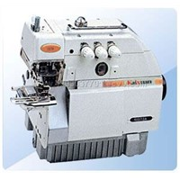 SUPER HIGH-SPEED OVERLOCK SEWING MACHINES
