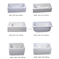 Common Bathtub Series
