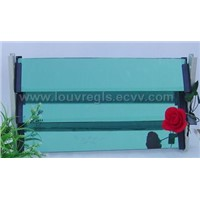 Reflective Glass (Louvre Glass and Sheet Glass)
