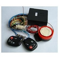 MOTORCYCLE ALARM SYSTEM WITH REMOTE