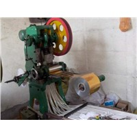 sequin cutting machine