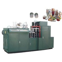 Paper Cup Machine,One Side PE Coated Paper Cup Machine