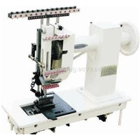 Cutting Table Tuft Machine