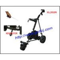 The Remote Electric Golf Trolley