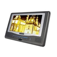 JXF-7100DVD(CAR CD/DVD/LCD/MP3)
