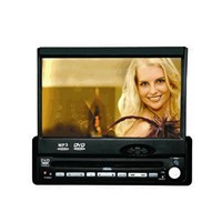 JXF-7300DVD(CAR CD/DVD/LCD/MP3)