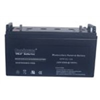 Solar Power System lead acid battery