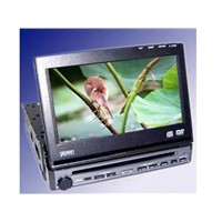 JXF-7550DVD(CAR CD/DVD/LCD/MP3)