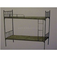 Double Layers Bed