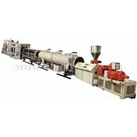 GF400?500PLASTIC PIPE PRODUCTION LINE