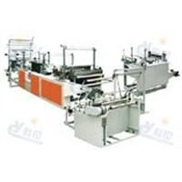 RLD Bag Making Machine Continuously Grouing