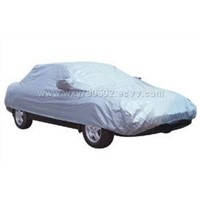 Car Cover - PEVA & PP COTTON MATERIAL COMBINED