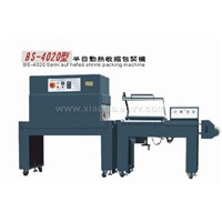Semi-automacti Thermal Shrink Packing Machine