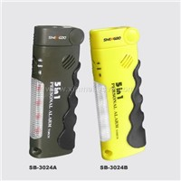 PERSONAL ALARM TORCH 5-IN-1