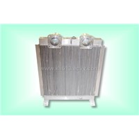 Aluminium Plate Fin Heat Exchanger