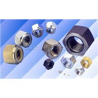 hex nuts, heavy hex nuts, hex jam nuts, nylon insert lock nuts, weld nuts, castle nuts etc.