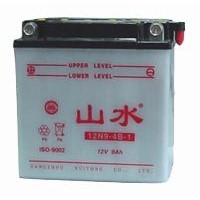 Auto and Motorcycle Battery