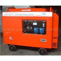 air-cooled diesel/gasoline engine, generator set, pump
