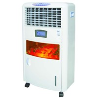 Cool & Hot Fan (Like A Cooler, Heater, Warmer, Air Fresher, Humidifier Etc)