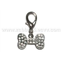 Pet Supplies and Products Bone Charm
