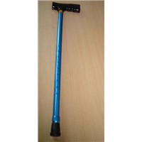Two Sections Telescopic Walking Stick