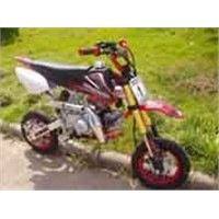 110/125cc 4 Stroke Upside-down Forks Dirt Bike