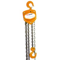 Chain hoist, Manual hoist, Chain block