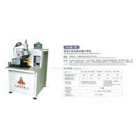 universe automatic commutator spot welding machine
