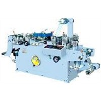 paper label die cutting machine