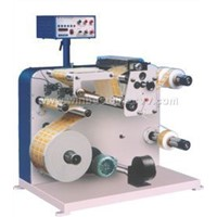 paper label slitting machine
